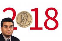 2018 IEEE Alexander Graham Bell Medal