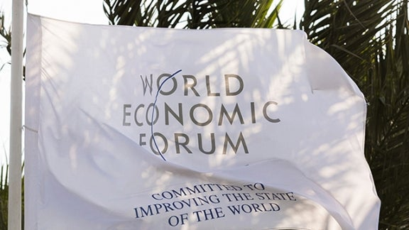 World Economic Forum Flag