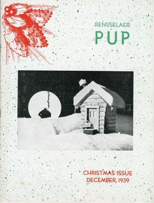 Cover art from Rensselaer Pup, Dec. 1939