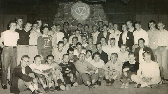 Glee Club Camp 1950