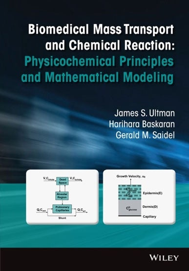 Book cover of Biomedical Mass Transport and Chemical Reaction