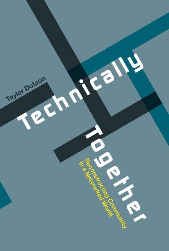 Bookcover for Technically Together