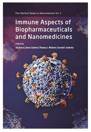 Bookcover for Immune Aspects of Biopharmaceuticals and Nanomedicines