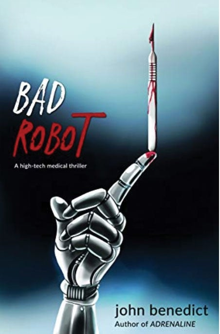 Bookcover for Bad Robot
