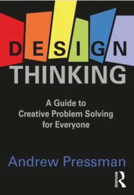 Bookcover for Design Thinking
