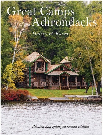 Bookcover for Great Camps of the Adirondacks, Second Edition