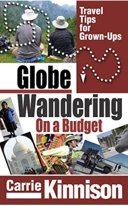 Bookcover for GlobeWandering on a Budget